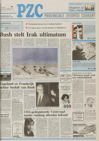 Provinciale Zeeuwse Courant 1991-02-23