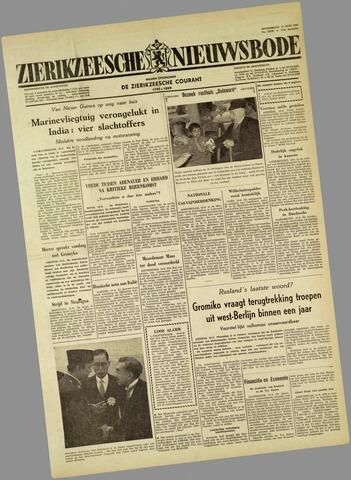 Zierikzeesche Nieuwsbode 1959-06-11