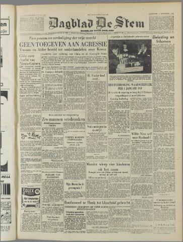 de Stem 1950-12-09
