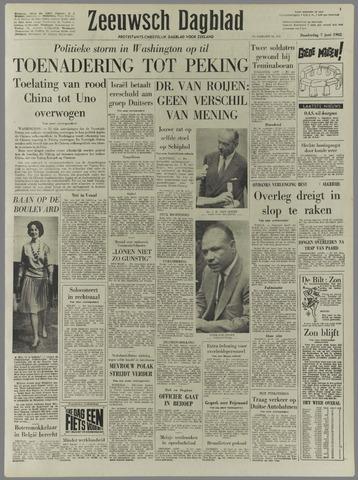 Zeeuwsch Dagblad 1962-06-07