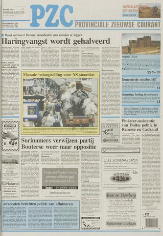 Provinciale Zeeuwse Courant 1996-05-25