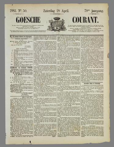 Goessche Courant 1883-04-28