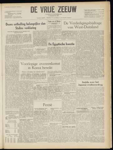 de Vrije Zeeuw 1951-10-13