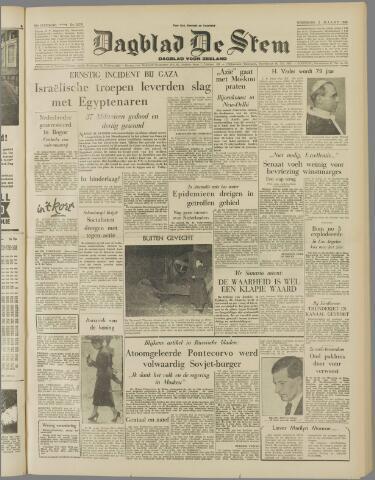 de Stem 1955-03-02