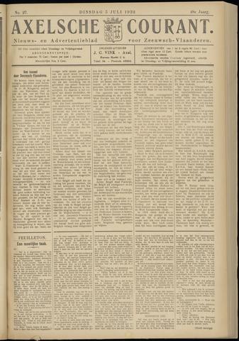 Axelsche Courant 1932-07-05