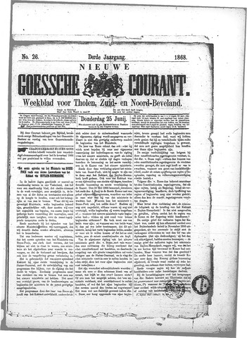 Nieuwe Goessche Courant 1868-06-25