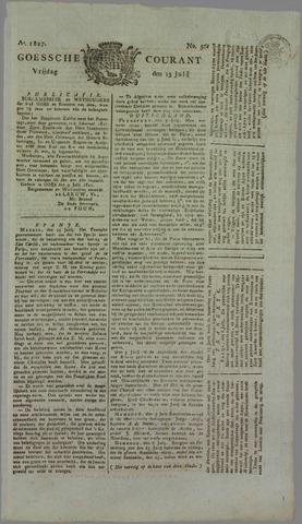 Goessche Courant 1827-07-13