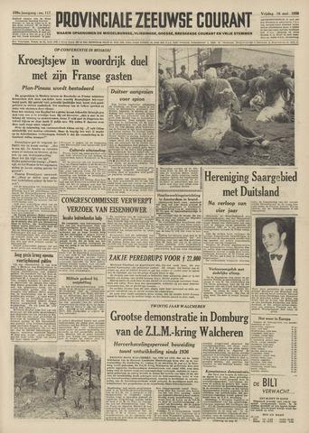 Provinciale Zeeuwse Courant 1956-05-18