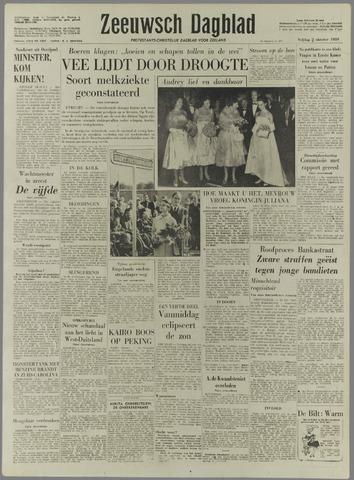 Zeeuwsch Dagblad 1959-10-02