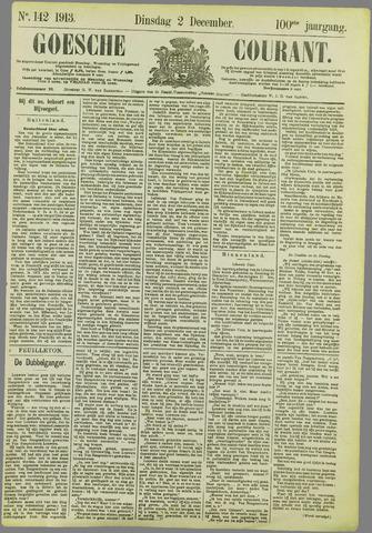 Goessche Courant 1913-12-02