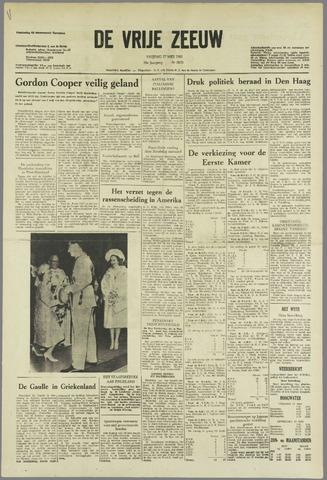 de Vrije Zeeuw 1963-05-17