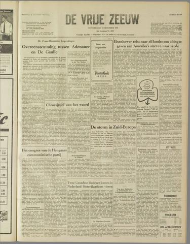 de Vrije Zeeuw 1959-12-03