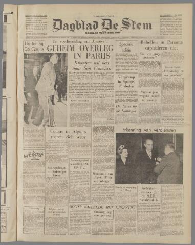 de Stem 1959-04-30
