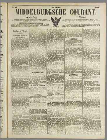 Middelburgsche Courant 1906-03-01