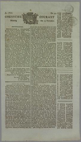 Goessche Courant 1827-11-19