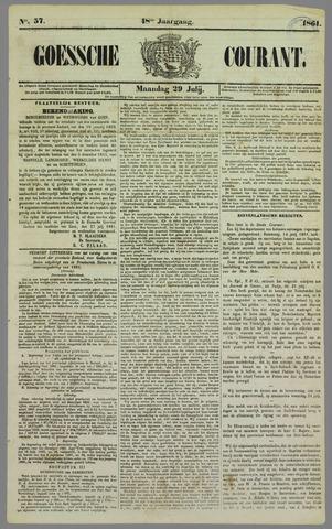 Goessche Courant 1861-07-28