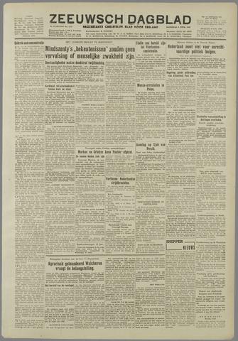 Zeeuwsch Dagblad 1949-02-05