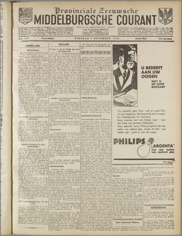 Middelburgsche Courant 1930-12-09