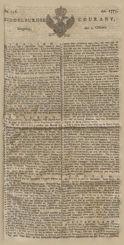 Middelburgsche Courant 1775-10-03