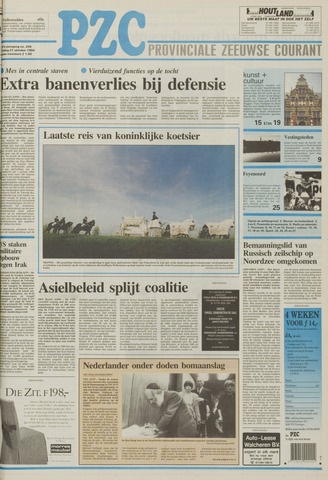 Provinciale Zeeuwse Courant 1994-10-21
