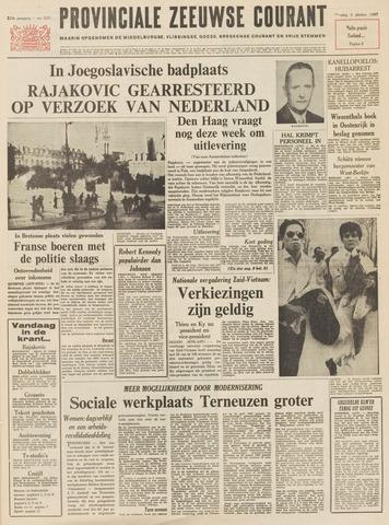 Provinciale Zeeuwse Courant 1967-10-03
