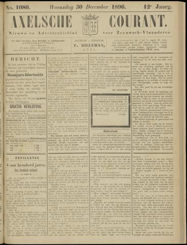 Axelsche Courant 1896-12-30