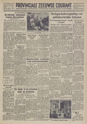 Provinciale Zeeuwse Courant 1948-05-20