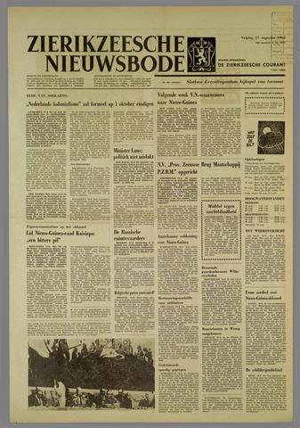 Zierikzeesche Nieuwsbode 1962-08-17