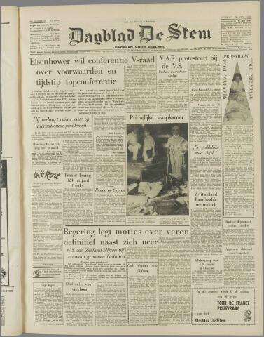 de Stem 1958-07-26