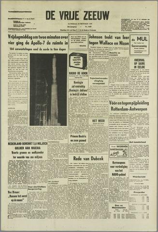 de Vrije Zeeuw 1968-10-12