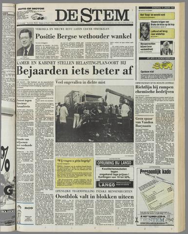 de Stem 1989-01-19