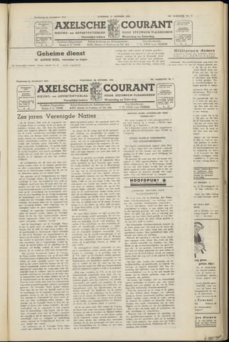 Axelsche Courant 1951-10-24