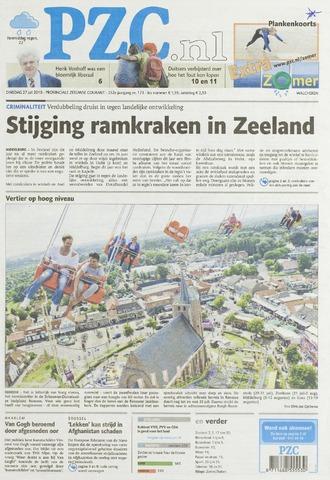 Provinciale Zeeuwse Courant 2010-07-27