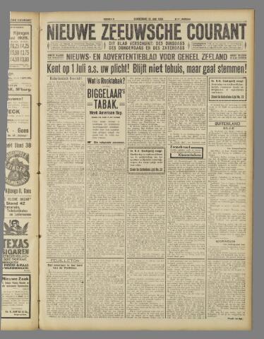 Nieuwe Zeeuwsche Courant 1925-06-18