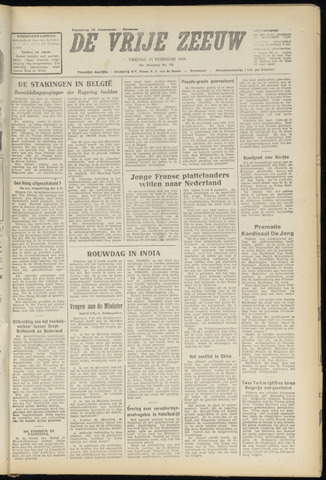 de Vrije Zeeuw 1948-02-13