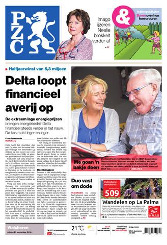Provinciale Zeeuwse Courant 2016-09-23