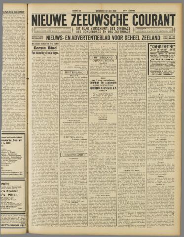 Nieuwe Zeeuwsche Courant 1930-07-26