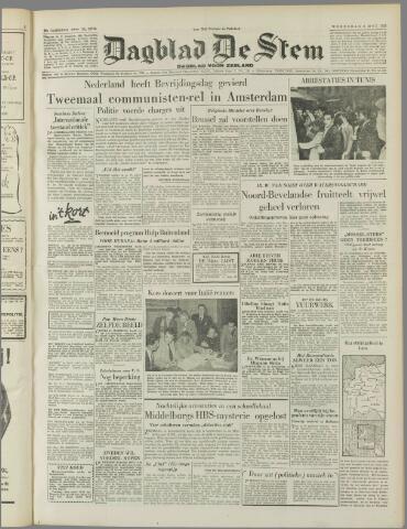 de Stem 1953-05-06