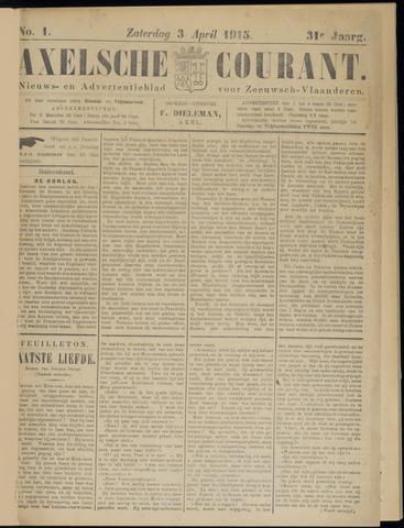 Axelsche Courant 1915-04-03
