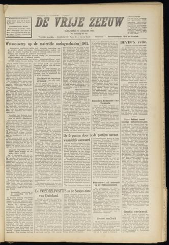 de Vrije Zeeuw 1948-01-26