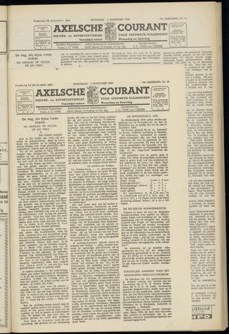 Axelsche Courant 1949-11-02