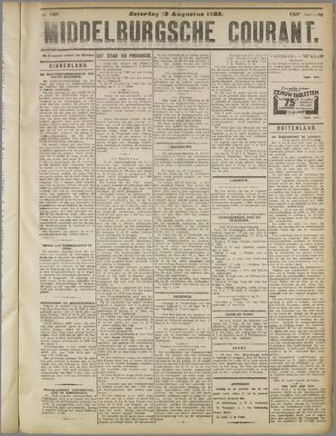 Middelburgsche Courant 1922-08-12