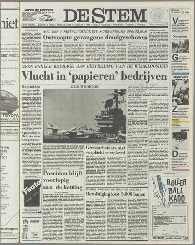 de Stem 1986-08-29