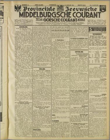 Middelburgsche Courant 1938-01-20