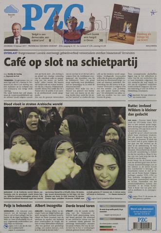 Provinciale Zeeuwse Courant 2011-02-19