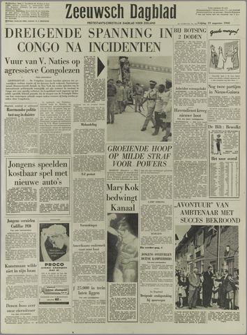 Zeeuwsch Dagblad 1960-08-19