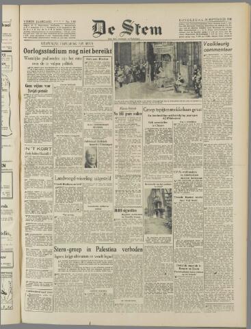 de Stem 1948-09-23