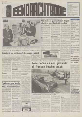 Eendrachtbode (1945-heden)/Mededeelingenblad voor het eiland Tholen (1944/45) 1989-04-20