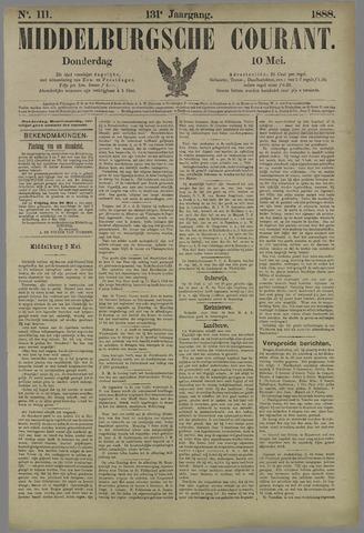 Middelburgsche Courant 1888-05-10