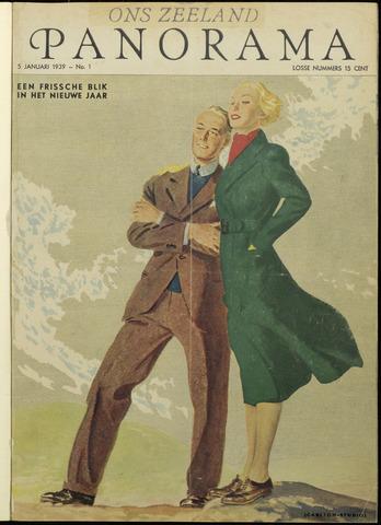 Ons Zeeland / Zeeuwsche editie 1939